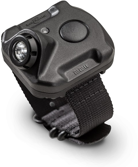 Surefire 2211 Variable-Output Rechargeable Wristlight-300 Lumens