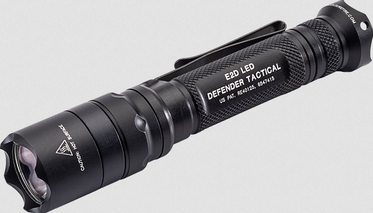 Surefire E2DLU-T Defender Tactical Single Output - 1000 Lumens