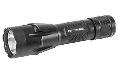 Surefire FURY-DFT Fury DFT Dual Fuel Flashlight - 1500 Lumens