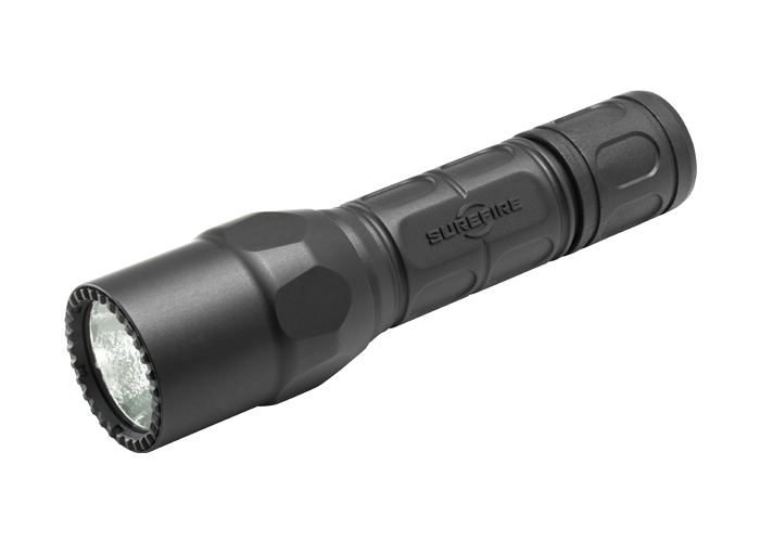 Surefire G2XLE-BK Dual Output Law Enforcement Light- 600/15 Lms