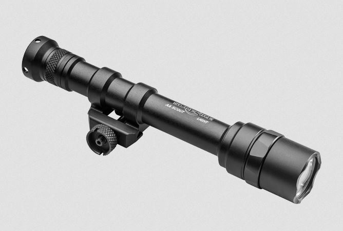 Surefire M600AA ScoutLight WeaponLight - 200 Lumens