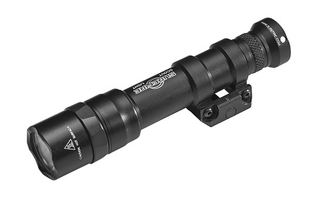 Surefire M600DF Dual-Fuel LED Ultra Scout Light - 1500 Lumens