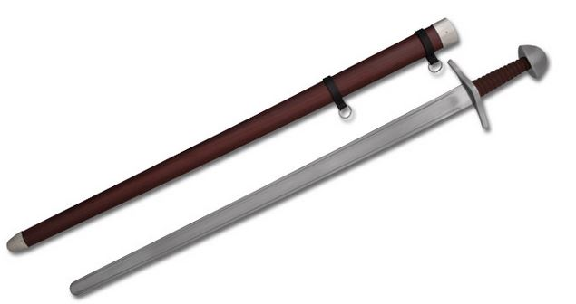 Hanwei Practical Norman Blunt Training Sword, SH2326