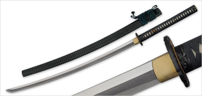 Hanwei SH2471 Hunter Katana L6/Bainite Steel (Online Only)