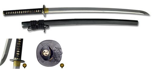 Hanwei Wind and Thunder Katana SH5001 (Online Only)