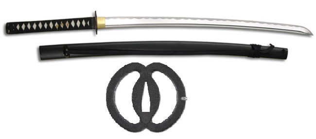Hanwei Musashi XL Light Katana SH6003LGF (Online Only)