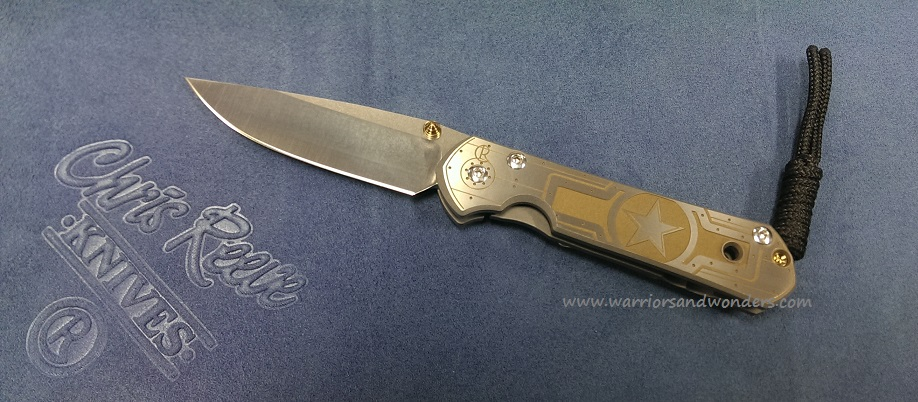 Chris Reeve Small Sebenza 21 - CGG Tanked