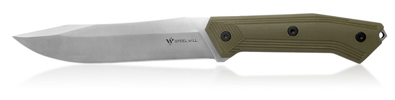 Steel Will Sentence 101 w/ Kydex Sheath