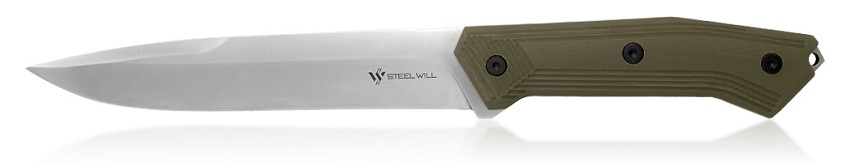 Steel Will Sentence 111 w/ Kydex Sheath