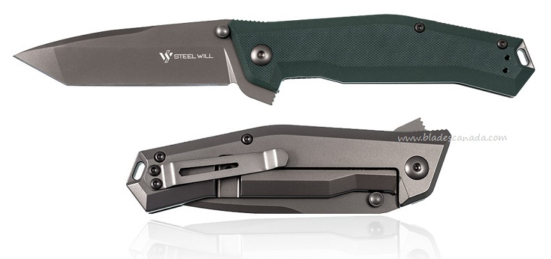Steel Will Apostate 1113 Tanto Framelock