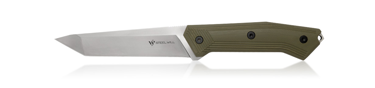 Steel Will Sentence 131 w/ Kydex Sheath