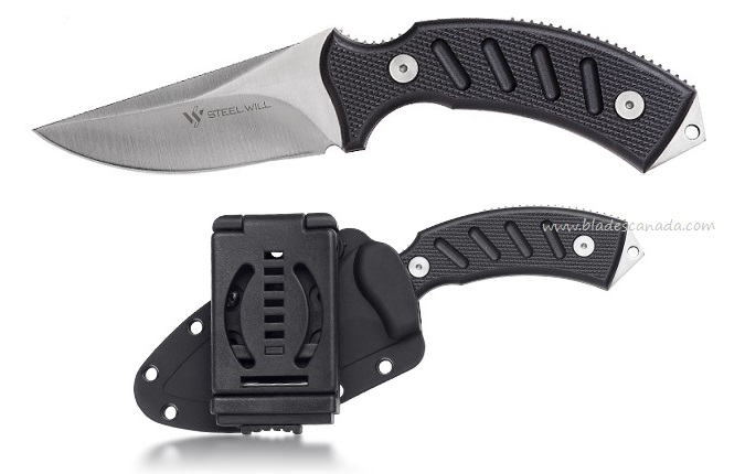 Steel Will Censor 1330 w/ Hard Nylon Sheath and DOTS Clip