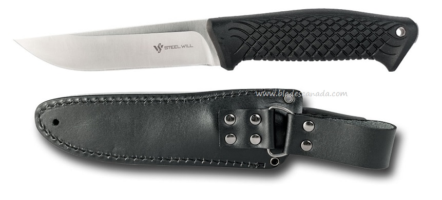 Steel Will Druid 255 w/ Leather Sheath