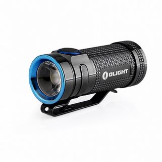 Olight S Mini Flashlight Cu Black Finish - 550 Lumens
