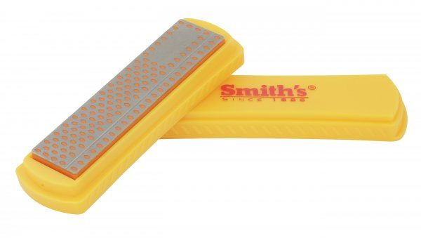 "Smith's Diamond Sharpening Stone 4"" - Fine"