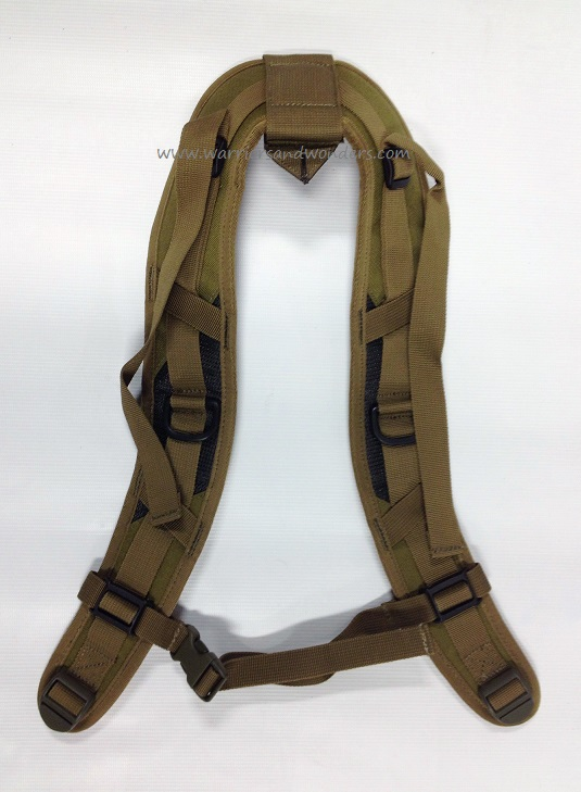 Eberlestock Replacement Shoulder Harness Small - Olive Green