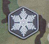 Mil-Spec Monkey Patch - Unique Snowflake PVC
