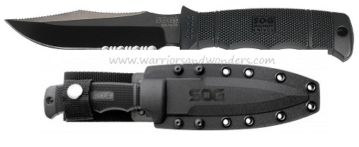 SOG Seal Pup E37TK Elite w/ Kydex Sheath (Online Only)