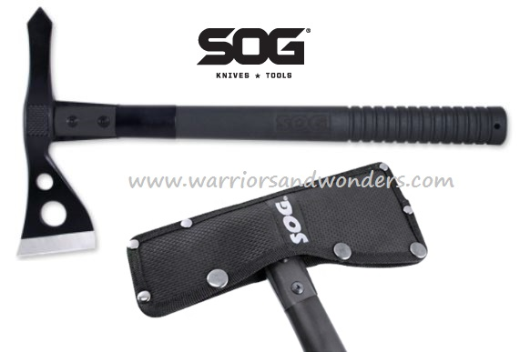 SOG F01T Axe Tactical Tomahawk w/ Nylon Sheath