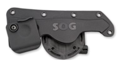 SOG F06 Hard Nylon Sheath For SOG Fasthawk HDNF06