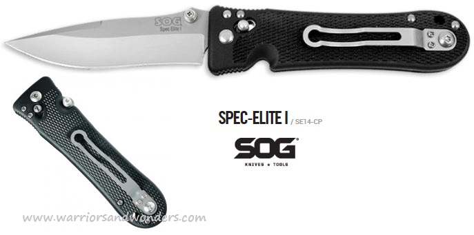 SOG Pentagon Spec Elite I SE14 (Online Only)