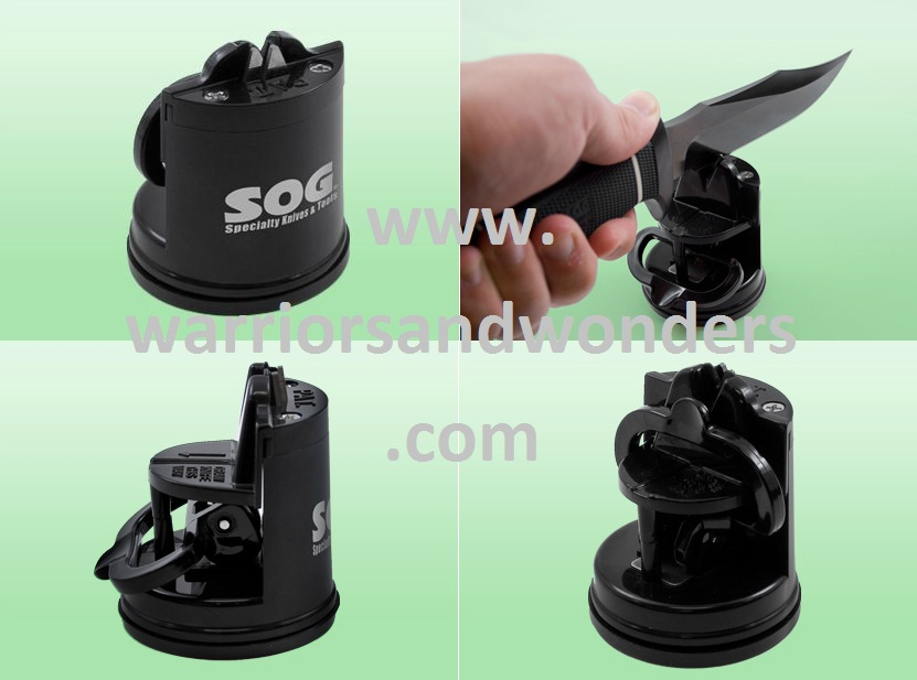 SOG SH02 Countertop Sharpener