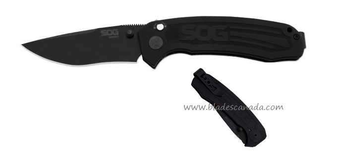 SOG BA1001 Banner S35VN Assisted Open