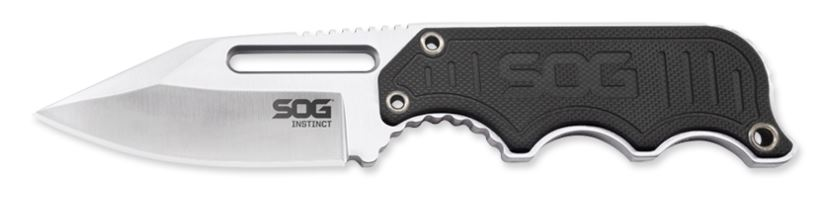 SOG NB1012 Instinct G-10 w/ Hard Sheath