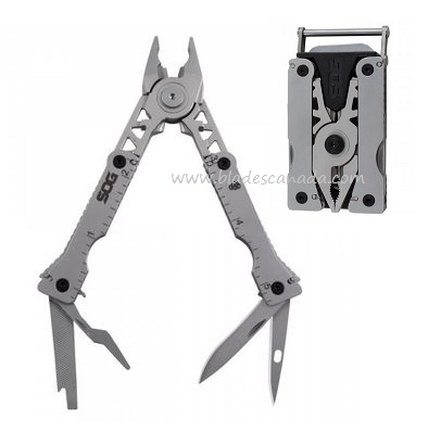 SOG Sync I SN1001 Buckle MultiTool - Mini