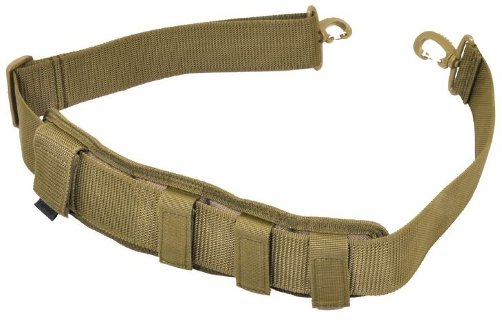 "Hazard 4 2"" Shoulder Strap w/ Pad - Coyote"