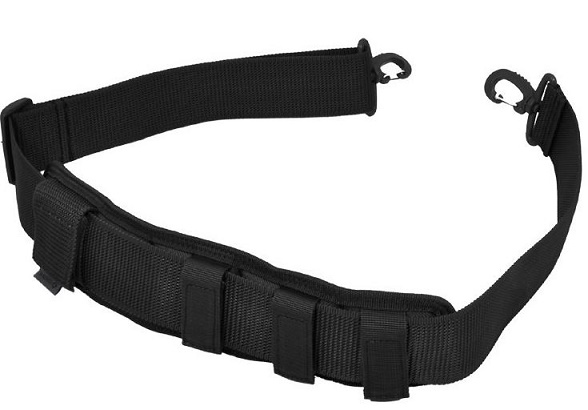 "Hazard 4 2"" Shoulder Strap w/ Pad - Black"