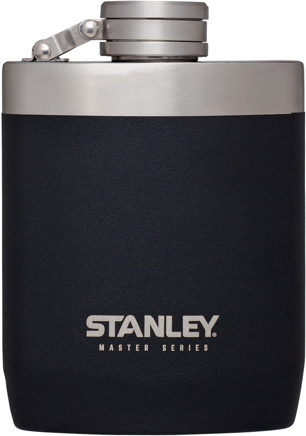 Stanley Master Series Flask Foundry Black - 8 oz.
