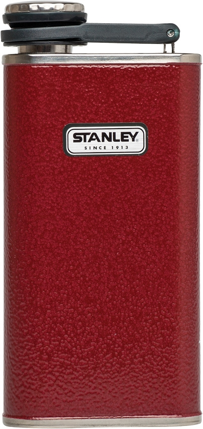 Stanley 0837G Classic Flask Red - 8oz.