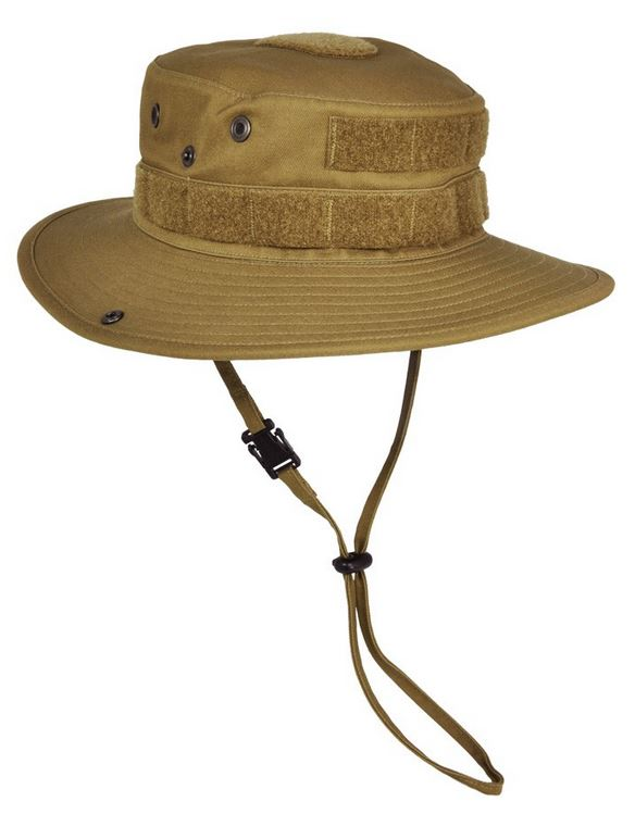 Hazard 4 SunTac Tactical Boonie Sun Hat - Coyote