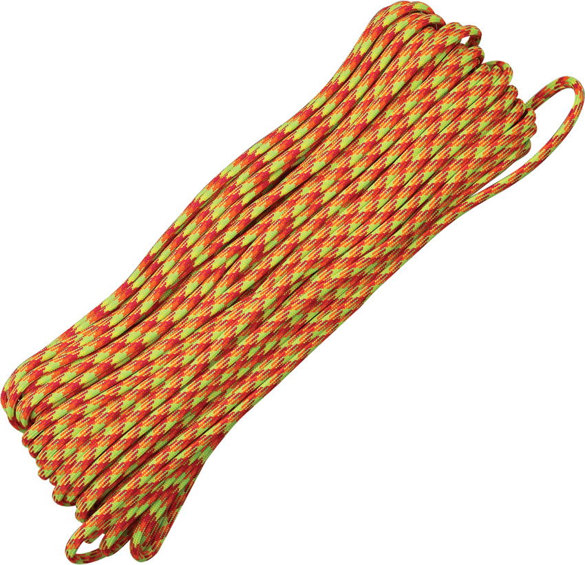 550 Paracord, 100Ft. - Starburst