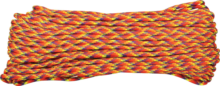 550 Paracord, 100Ft. - Sunburst