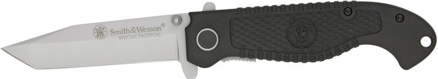 Smith & Wesson TAC Special Tactical - Plain Edge (Online Only)