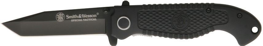 Smith & Wesson TACB Special Tactical - Black Blade (Online Only)