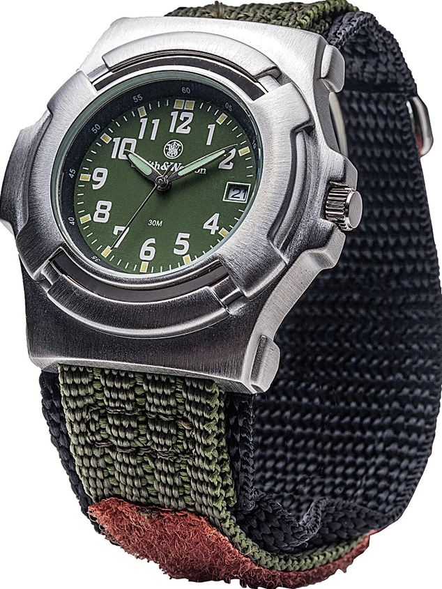 Smith & Wesson W11OD Lawman Watch (Online Only) - Click Image to Close