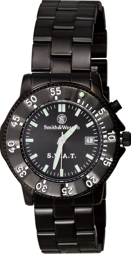 Smith & Wesson W45M Men's SWAT Watch
