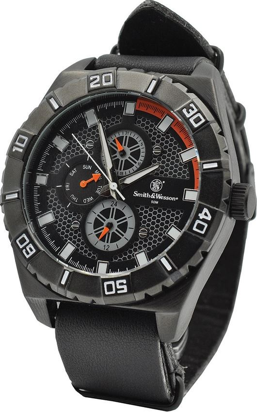 Smith & Wesson 584BK Cavalry Watch (Online Only)