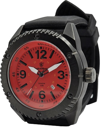 Smith & Wesson W693RD Extreme Watch - Red/ Black (Online Only)