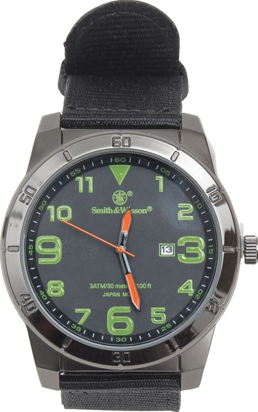 Smith & Wesson WMX27 Field Watch (Online Only) - Click Image to Close