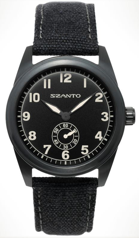 Szanto 1001 Classic Military Field Watch