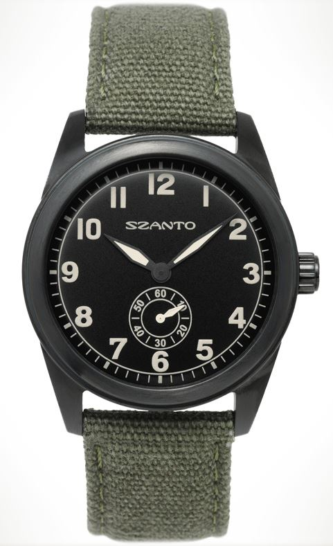 Szanto 1002 Classic Military Field Watch