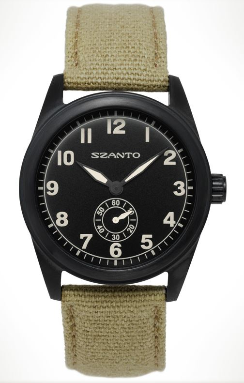Szanto 1003 Classic Military Field Watch