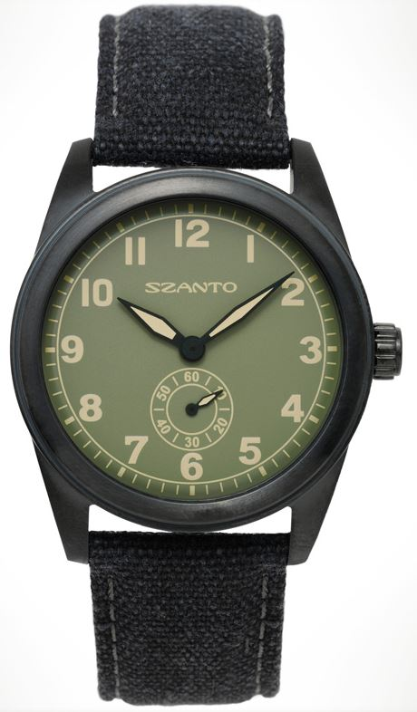 Szanto 1005 Classic Military Field Watch