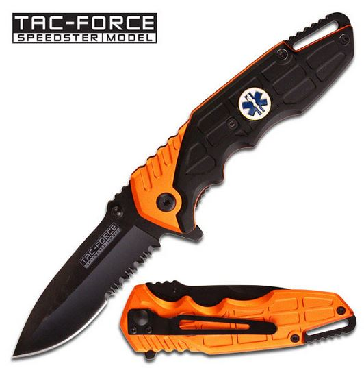 Tac Force TF687EMT Orange & Black EMT (Online Only)
