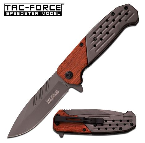 Tac Force TF895 Folding Knife Assisted Opening (Online Only)