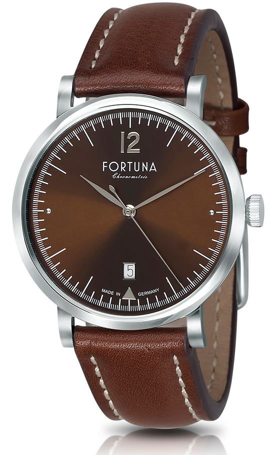 Fortuna The 50's Club Classic Brown Dial 40.5mm - TH72452BR